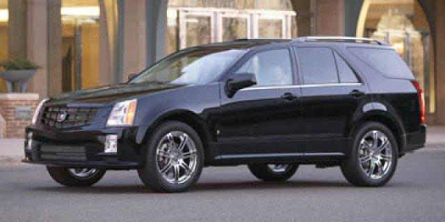 Cadillac SRX AWD 2008