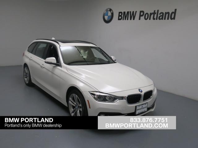 BMW 3 Series XDRIVE 2018