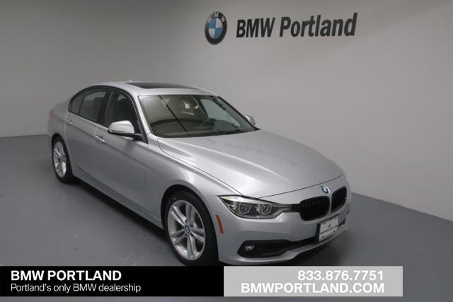 BMW 3 Series SA 2018