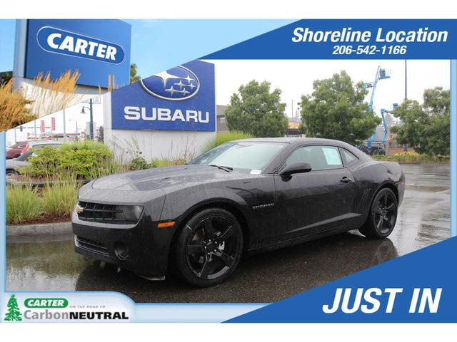 Chevrolet Camaro Coupe 1LS 2011