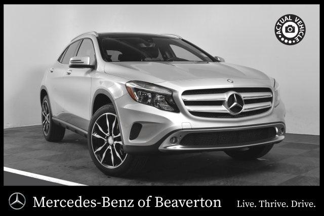 Mercedes-Benz GLA 4MATIC 2017