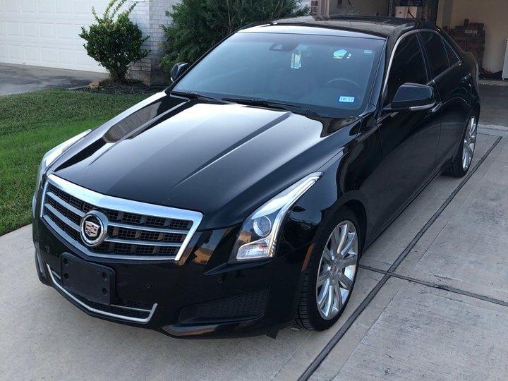 Cadillac ATS 4D Sedan 2.0T 2013