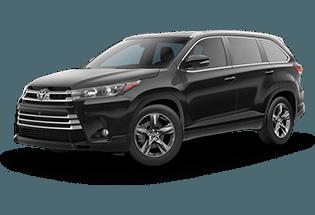 Toyota Highlander Limited Platinum 2017