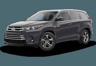 Toyota Highlander Hybrid Limited Platinum 2017