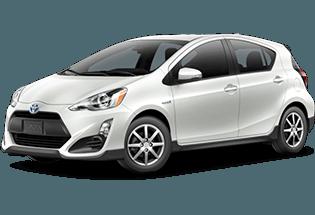 Toyota Prius c Prius c One 2017