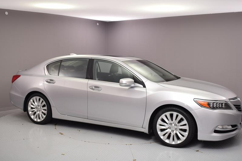 Acura RLX TECH 2014