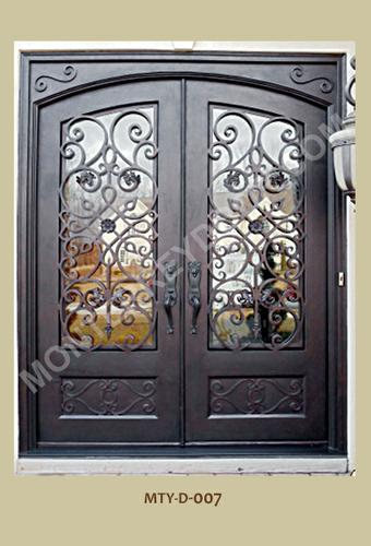 Residential Iron Doors