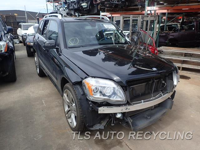 Used Parts for Mercedes-Benz GLK350 - 2012 - 901.MB1C12 - Stock# 8134YL