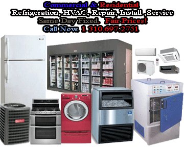 No Time To Waste Discount Biz Fridge Repair. We ll Fix It Today Call 3106972751