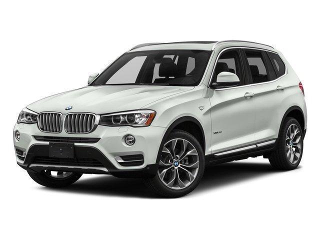 BMW X3 xDrive28i Sports Activity Vehicle 2017