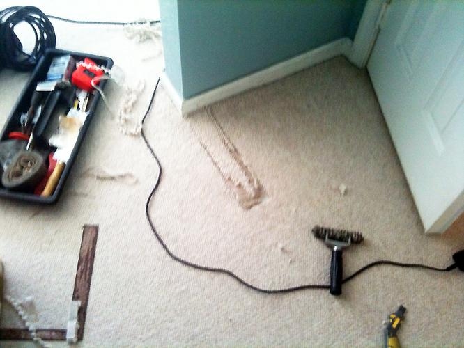 Superior - Carpet Repair/Stretch in Lighthouse Point - Must   see pics