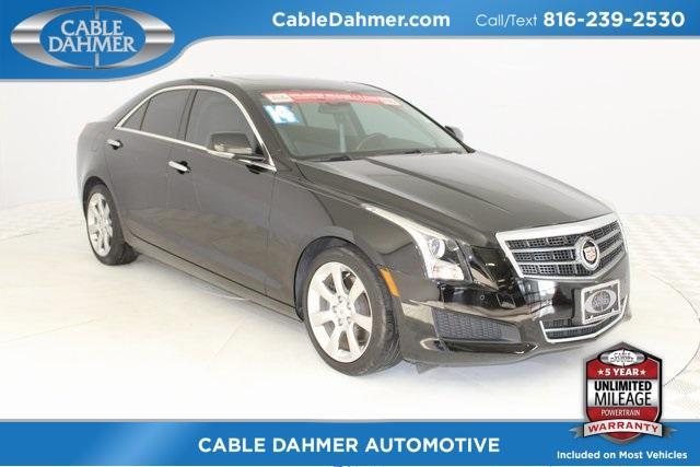 Cadillac ATS 3.6L Luxury 2014