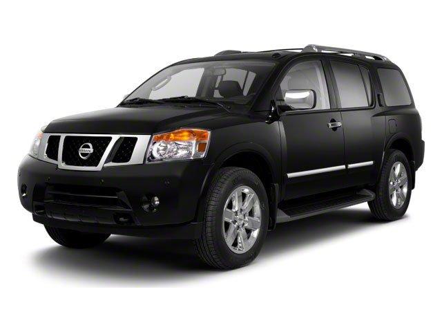Nissan Armada Platinum 2013