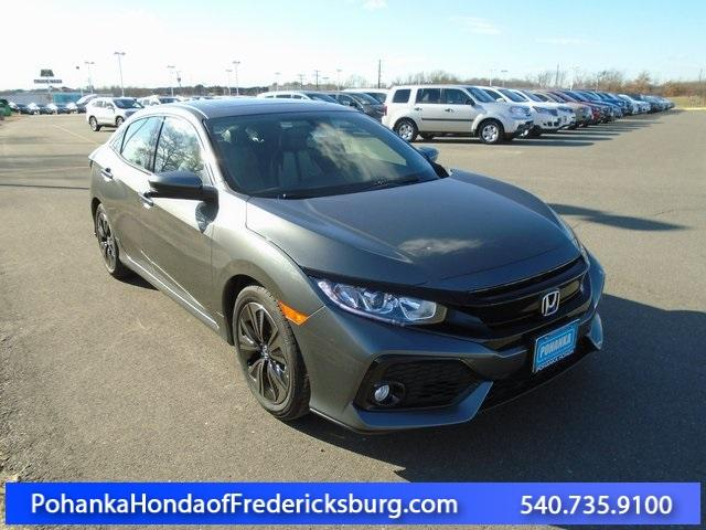Honda Civic Hatchback EX-L 2018