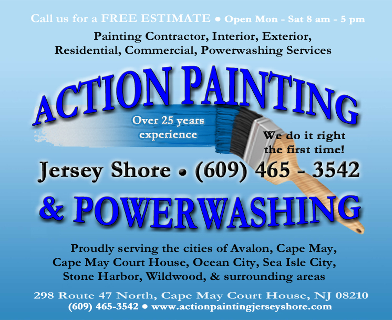 Action Painting & Powerwashing Company