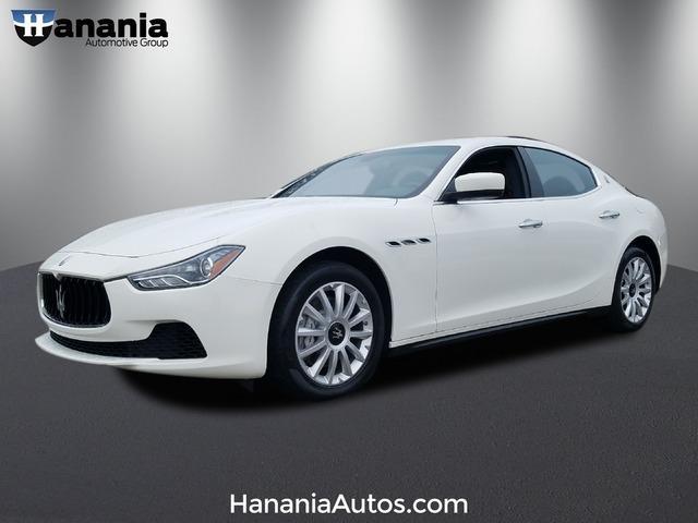 Maserati Ghibli BASE 2014