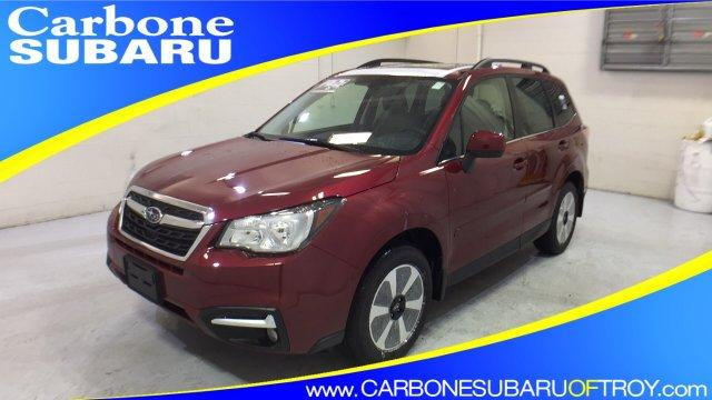 Subaru Forester Limited 2018