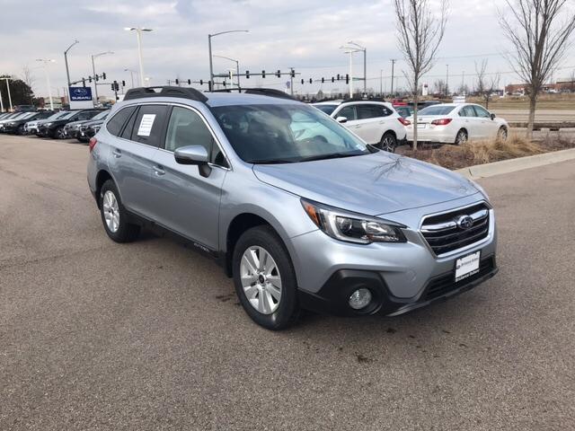 Subaru Outback 2.5i Premium with EyeSight, Blind Spot Detection, 2018