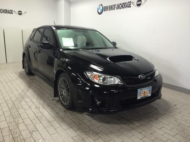 Subaru Impreza Wagon WRX  2014