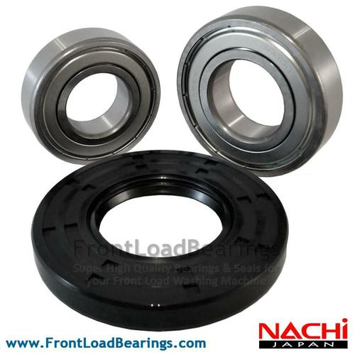 W10772617 Nachi High Quality Front Load Kenmore Washer Tub Bearing and Seal Repair Kit