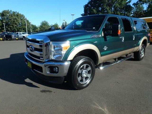 Ford Super Duty F-250 Lariat 2012