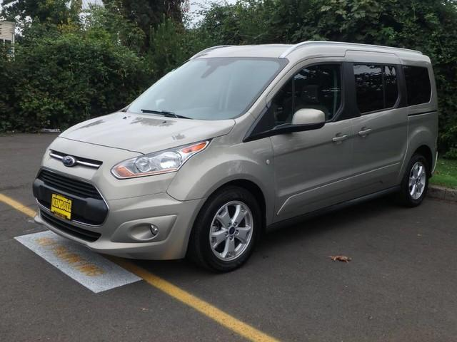 Ford Transit Connect Wagon Titanium 2016