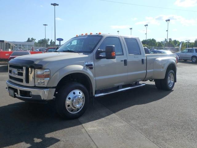 Ford Super Duty F-450 Lariat 2008