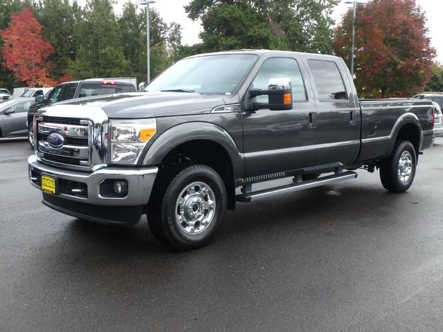 Ford Super Duty F-350 SRW XLT 2016