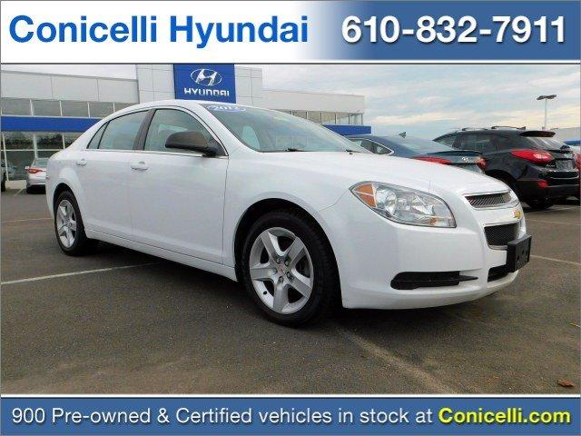 Chevrolet Malibu LS with 1FL 2012