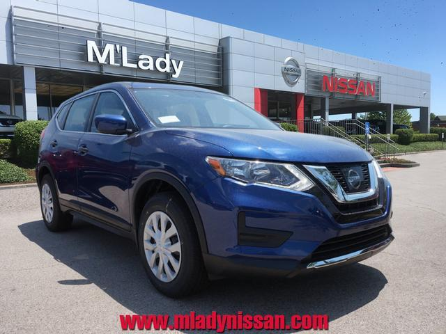 Nissan Rogue 4DR SUV 2017.5 FWD S 2017