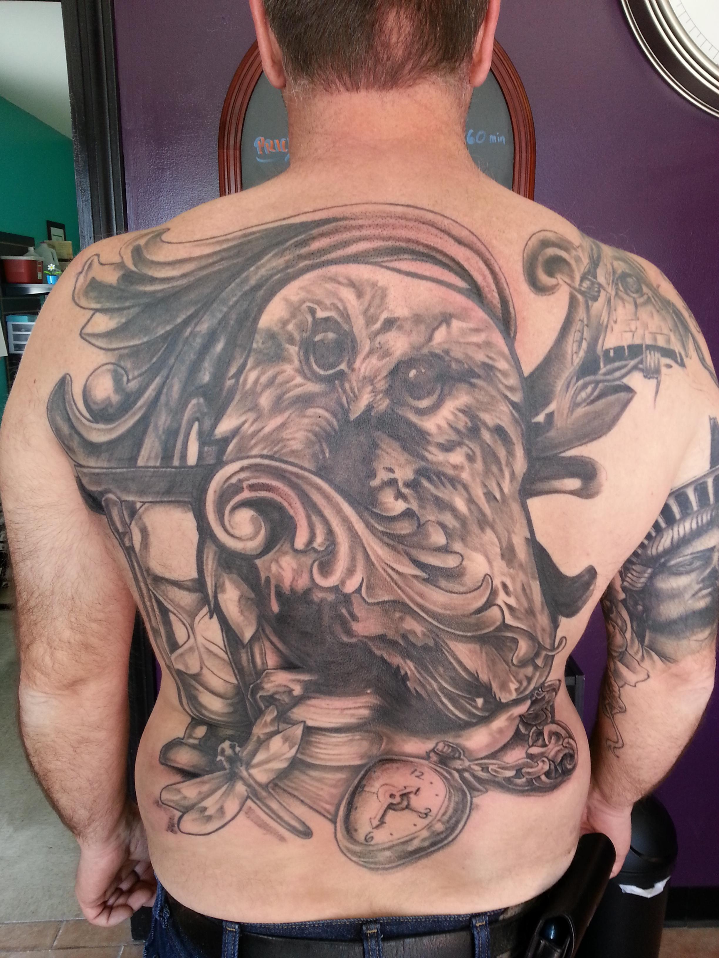 1001 Troubles Tattoo