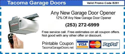 Olympia Garage Doors ***