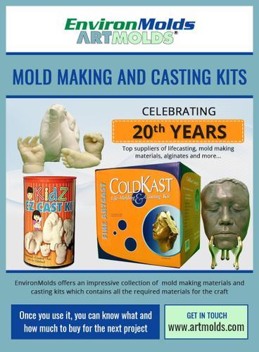 Easy Ways of Molding with Liquid Latex