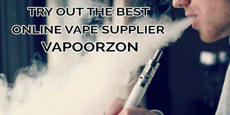Try Out The Best Online Vape Supplier: VAPOORZON