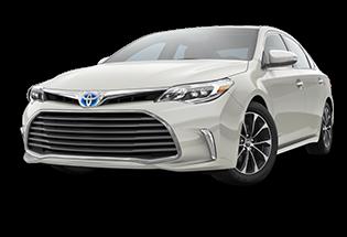 Toyota Avalon Hybrid XLE Premium 2018