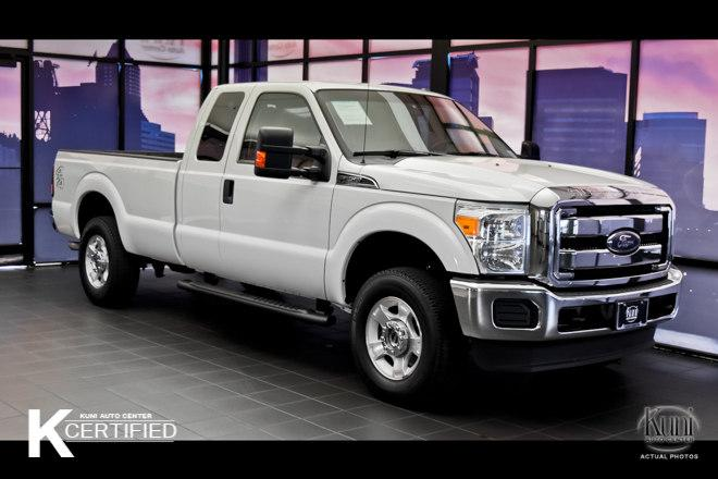 Ford Super Duty F-250 SRW XLT, 4WD 2013