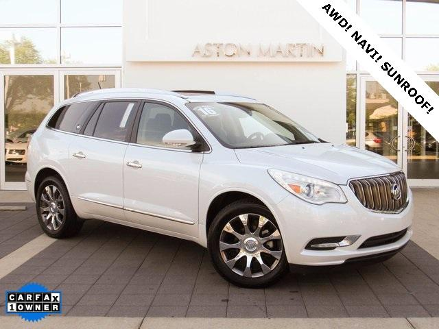Buick Enclave Premium Group 2016