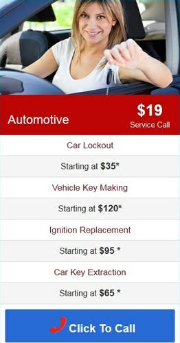 Special Automotive Locksmith Services in Potomac MD