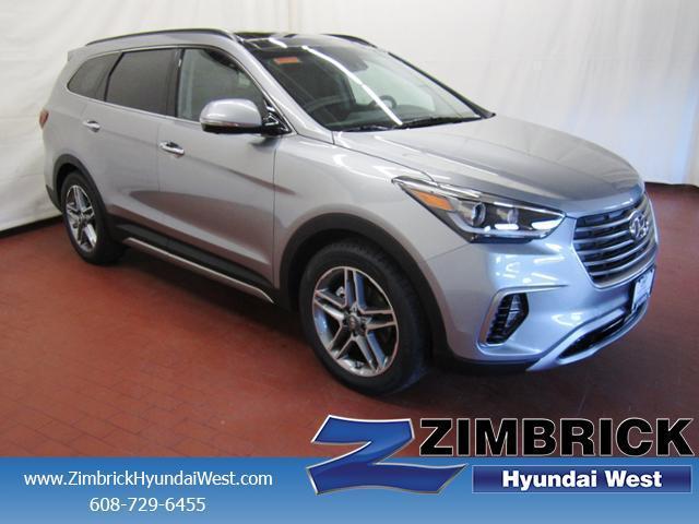 Hyundai Santa Fe Limited Ultimate 3.3L Auto AWD 2017