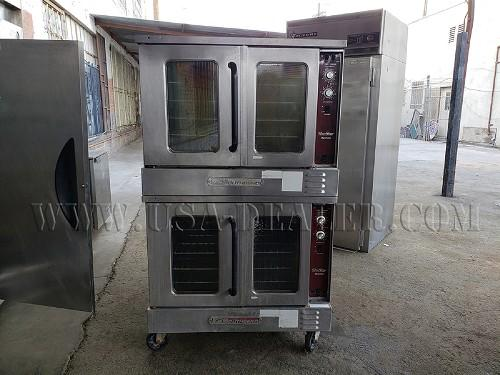 SOUTHBEND COMMERCIAL DOUBLE CONVECTION OVEN