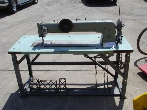 ADLER 220 LONG ARM SEWING MACHINE
