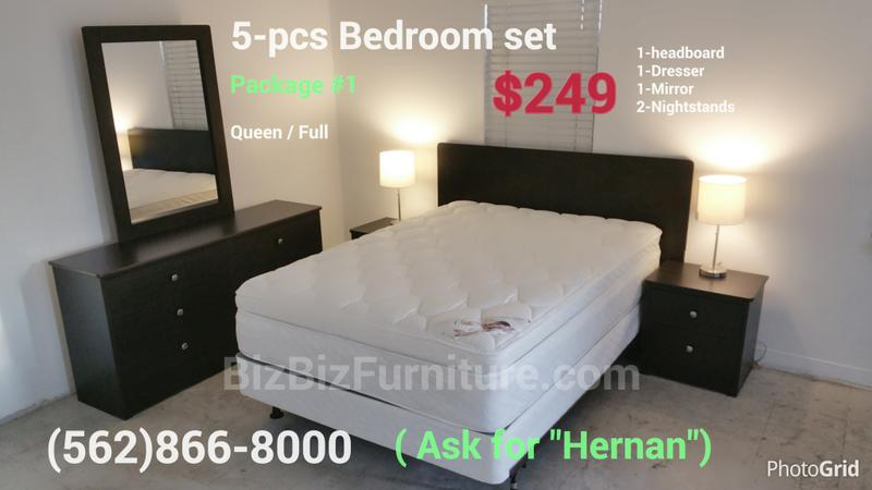 affordable bedrooms sale