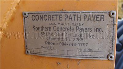 CONCRETE PATH PAVER CP-800