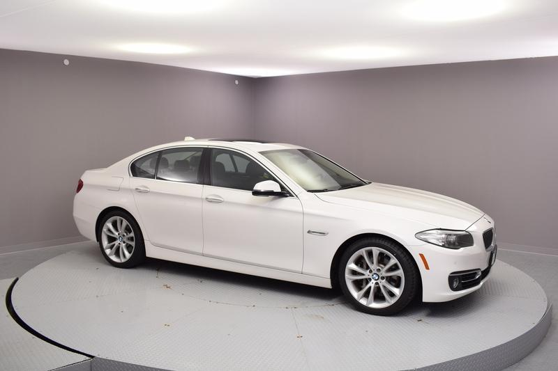 BMW 5 Series XDRIVE 2015
