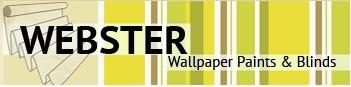 Webster Wallpaper, Paint & Blinds