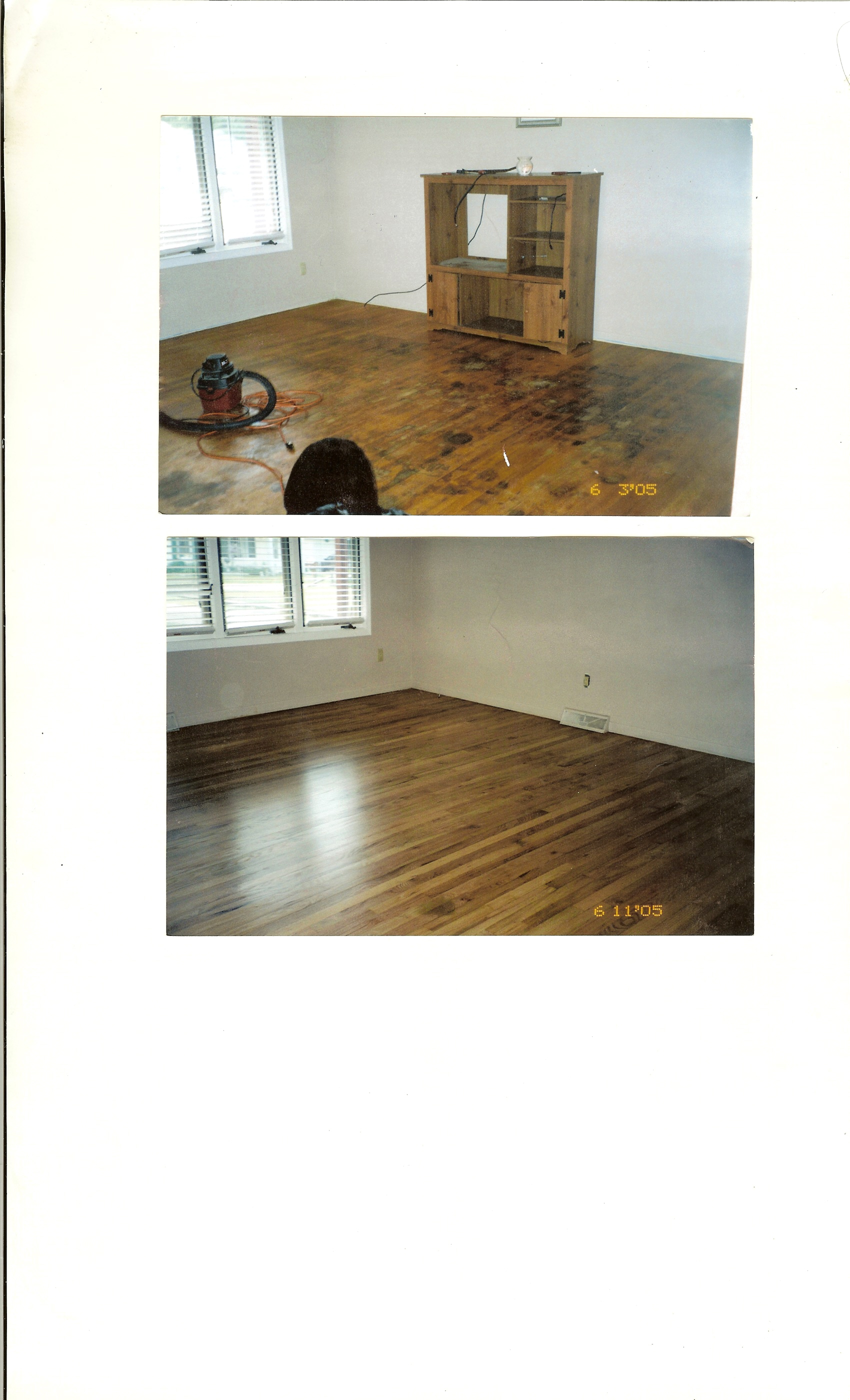 Finishing Touch Hardwood Flooring, Inc.