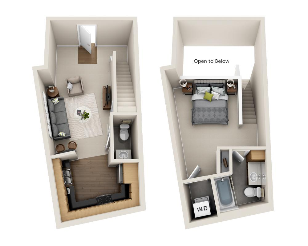 $2016 One bedroom Apartment for rent