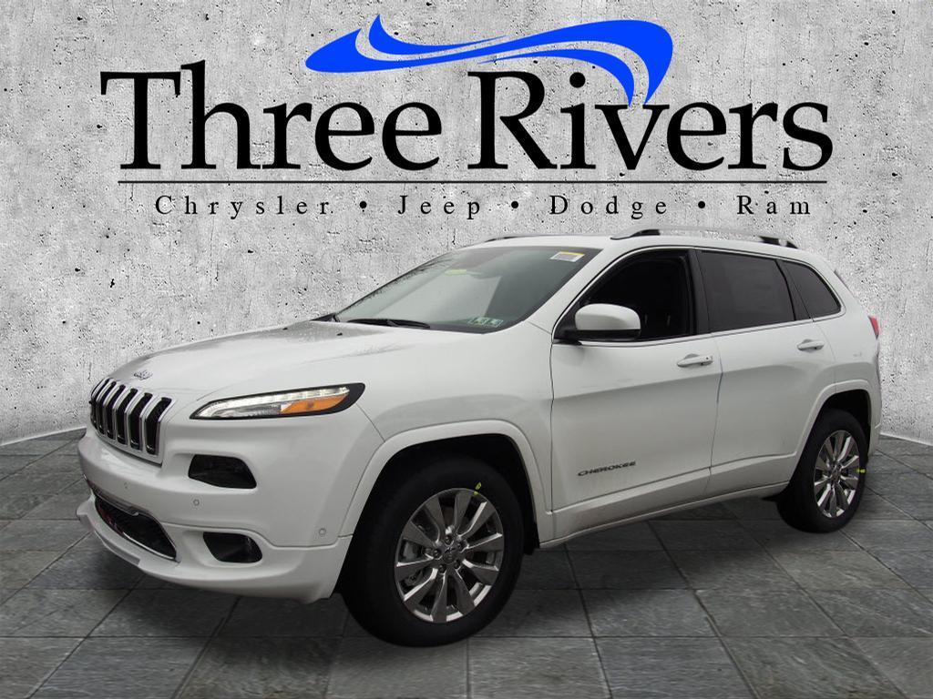 Jeep Cherokee Overland 4x4 2017