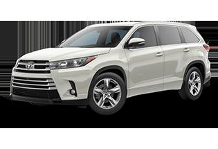 Toyota Highlander Limited 2017