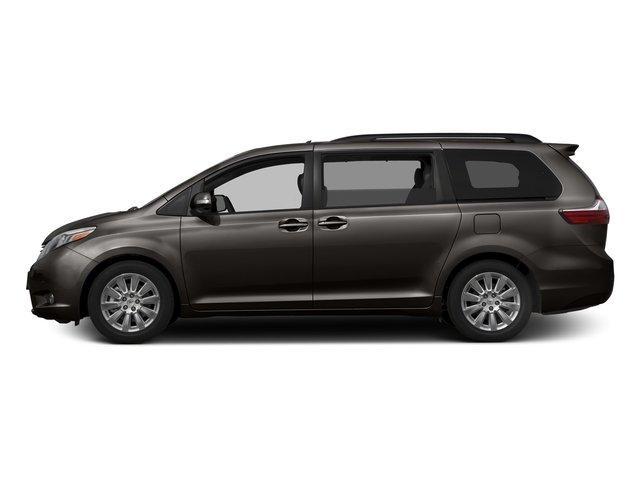 Toyota Sienna XLE 2017